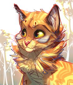 Firestar by xepxyu.deviantart.com on @DeviantArt