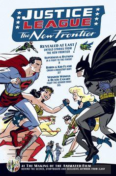 Darwyn Cooke New Frontier   Darwyn Cooke, Creator of Justice League: The New Frontier