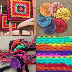Excited to share this item from my #etsy shop: Festival Table Decor, Quirky Christmas Decorations, Crochet Chair covers, Colourful and Bold Home Decor, Crochet bunting, Table runner Hen Party Decorations, Bachelorette Decorations, Christmas Fairy Lights, Christmas Tree Decorations, Crochet Bunting, Rainbow Crochet, Thread Crochet, Chair Covers