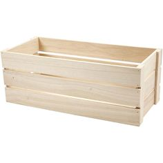 "Item number: 57459 Empress Tree size cm, H: 17 cm Storage box in ""apple box"" design GBP Woodworking Supplies, Easy Woodworking Projects, Articles En Bois, Apple Boxes, Fruit Box, Fruit Crates, Craft Shop, Box Design, Hobbies And Crafts"