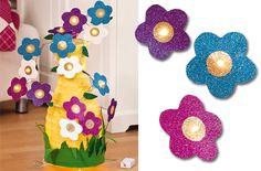 Blumenlampe - Bastelshop und Hobby VBS Bastelbedarf