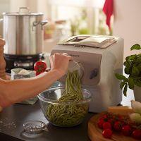 Préparez des pâtes fraîches avec la machine Philip...