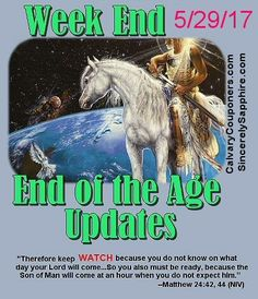 End of the Age Updat