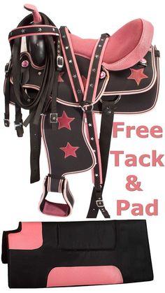 It's so pretty, I wish I had a horse so I could get this tack