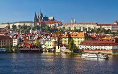 O Castelo de Praga é a maior atração da capital da República Checa e a vista é de perder o fôlego . Foto: Divulgação
