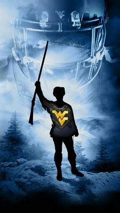 The official page of the West Virginia University Mountaineers and WVU Athletics. Wv Football, Mountaineers Football, Wvu Basketball, College Football, Virginia Hill, Virginia Homes, Virginia Mountains, Mountaineer Basketball, West Virginia University