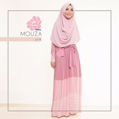 Gamis Amima Mouza Dress Pink - baju muslim wanita baju muslimah Untukmu yg cantik syari dan trendy . . Size: S ---> LD 94 | PJG 137 M ---> LD 100 | PJG 140 L ---> LD 106 | PJG 140 . . Detail : - Material bahan : CREPE HQ (POLYESTER CREPE)  RAYON COTTON bahannya flowy adem bisa swing-swing cocok untuk traveling (ironless) - Dress kerah bulat  Zipper depan perfect for #busuifriendly #nursingfriendly #gamisbusuifriendly - Kantong di kanan dan kiri untuk menyimpan dompet / HP - Tali pinggang…
