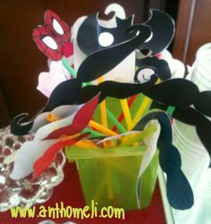 party snow white decoration, Ανθομέλι: Το πάρτυ Χιονάτης για την Πόπη