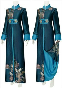 2274 Best Busana Muslim Modern Images Hijab Dress Abaya Fashion