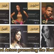 Nollywood Actors are promoting the Ebola market: http://www.nigeriamovienetwork.com/articles/nollywood-celebrities-used-to-promote-the-ebola-market_914.html #Nollywood #Ebola