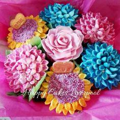 Cupcake bouquet :-)