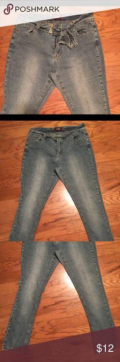 Angels Size 14 Straight Leg Denim Jeans Angels Size 14 Straight leg Denim Jeans Angels Jeans Straight Leg
