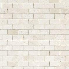 Terra Nuova Brushed Brick Marble Mosaic