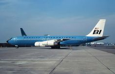 On June 2, 1966, Braniff International inaugurated the carrier's first Pacific Military Air Command Charters. The charters, operated with Boeing 707-327C jets, were nicknamed PAC-MAC and operated out of Travis Air Force Base, California. Braniff's first Boeing 707-327C, registered as N7096, departed from Travis Air Force Base and headed non stop to Honolulu and also serve Andersen Air Force Base in Guam, Clark Air Base in the Philippines, and finally Tan Son Nhut Air Base at Saigon, Vietnam.