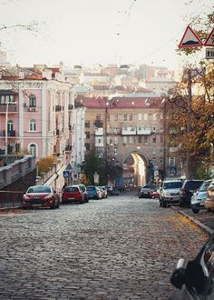 downtown kyiv (kiev), ukraine | cities in europe + travel destinations #wanderlust