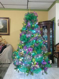 Arbol navidad fantasía