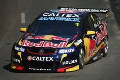 Jamie Whincup is Australian Supercars seven-time champion and four-time winner of the famous Bathurst 1000 race at Mount Panorama Mount Panorama, Australian V8 Supercars, Holden Commodore, Clean Sweep, Concept Cars, Concept Auto, Red Bull Racing, Road Racing, Nascar