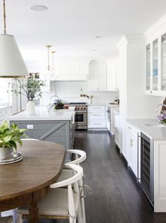 The Barrington Renovation: Before and Afters - Park and Oak Interior Design