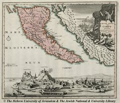 Corfou 1720