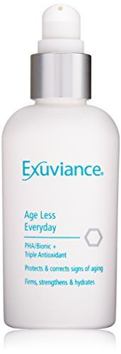 Exuviance Age Less Everyday Facial Moisturizers 17 Fluid Ounce ** To view further for this item, visit the image link.