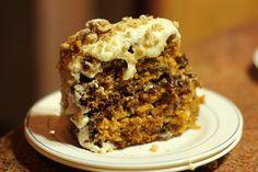 Rooibos wortel koek Pudding Desserts, Pudding Cake, Baking Recipes, Cake Recipes, Dessert Recipes, Cake Cookies, Cupcake Cakes, Cupcakes, Food Cakes