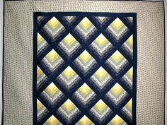 Log Cabin Quilt Patterns With Applique Log Cabin Pattern Quilts For Sale Navy And Yellow Chevron Log Cabin Quilt Photo 2 Log Cabin Quilt History Underground Railroad