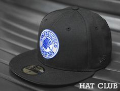Custom Retro San Francisco Warriors 59Fifty Fitted Cap