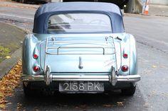 1962 Austin Healey 3000 BJ7 - Silverstone Auctions