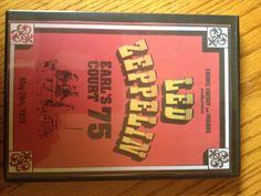 London Earls Court bootleg show  May 24 75.  Zephead