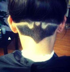 tumblr batman shave hair - Αναζήτηση Google