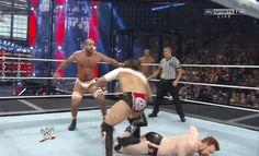 | Cesaro and Daniel Bryan | Northern Lights Suplex | Elimination Chamber |