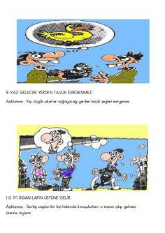 Türkçe resimli atasözleri