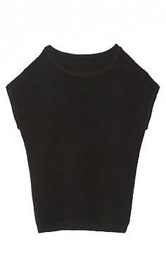 Carrie sweater -black - Plümo Ltd