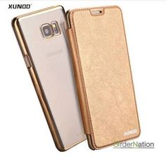 Protect and Enhance the look of your smartphone with Elegant yet Stylish XUNDD Encore Series Folio Leather Flip Cover (Limited Stock) Discounted Price: Rs. 1200 was(Rs. 2000) (Free Delivery) (Cash On Delivery) Available in Models: iPhone 6 6s 6 plus 6s plus| Samsung s6 s6 edge s6 edge  Note 5 j2 j5 j7 (Golden Black) TO PLACE AN ORDER: Dm us on insta SMS/WhatsApp: 0306-4744465 or Inbox Us on Facebook! or Visit our website: http://ift.tt/1PrWoCy - #OrderNation #OnlineShopping…