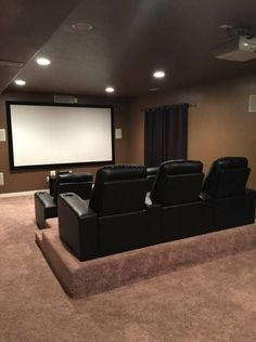 Home Theatre, Home Theater Basement, Home Theater Room Design, Home Cinema Room, Home Theater Furniture, Best Home Theater, At Home Movie Theater, Home Theater Speakers, Home Theater Rooms