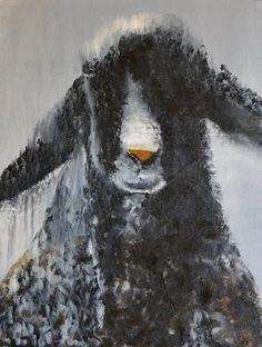 "Untitled by Elsa Sroka Oil ~ 24"" x 20"""
