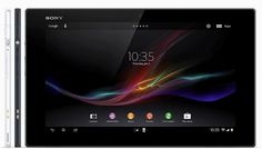 Sony launches Xperia Tablet Z in India at Rs 46,990