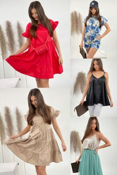Brand New, Summer Dresses, Fashion, Gowns, Moda, Summer Sundresses, Fashion Styles, Fashion Illustrations, Summer Clothing