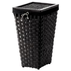 KNARRA Laundry basket with lining - IKEA
