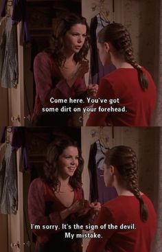 Love me some Gilmore Girls... I really wish they would bring it back!