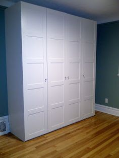 Renovations and Old Houses: DIY Ikea Murphy Bed