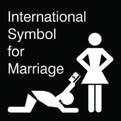 International Symbol for marriage                                                                                                                                                                                 More