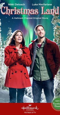 Christmas Land (TV Movie 2015) watched 12-20-2015 cute!