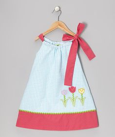 Blue Tulip Swing Dress - Infant, Toddler & Girls | Daily deals for moms, babies and kids.  http://www.zulily.com