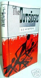 S.E. Hinton's The Outsiders. When we got this book in school, I read it all in one night. I still read parts of it from time to time. Definitely her best book.