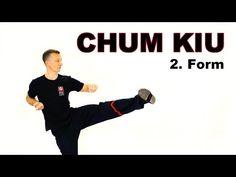 Chum Kiu Form - Wing Tsun - YouTube