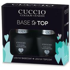 Cuccio Colour Veneer - Base to Top Kit