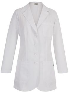 Lab Coat - Grey's Anatomy By Barco Heart Line Lab Coat | Lydias Scrubs and Nursing Uniforms