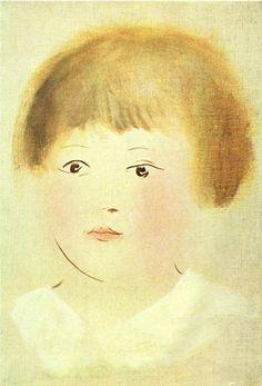 Pablo Picasso - the artist's son