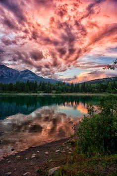 Patricia Lake, Alberta, Canada